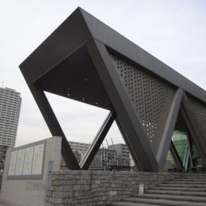 遠出が出来るようになったら行きたい所 東京都現代美術館