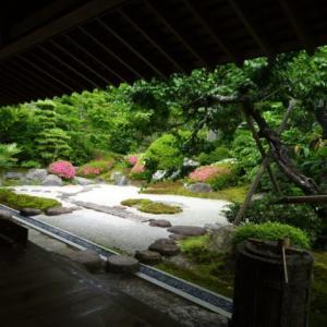鎌倉 浄妙寺 紫陽花の庭園