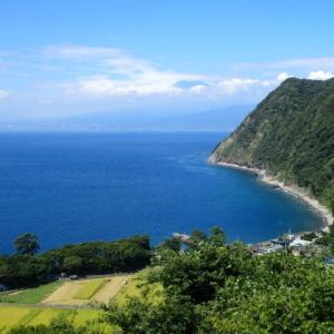 井田で海に潜ります