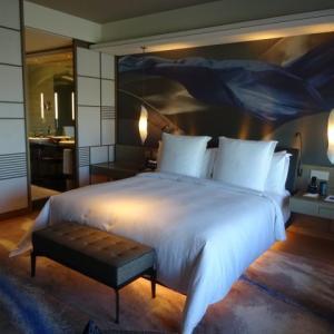 フォーシーズンズホテル ラグジュアリーな客室