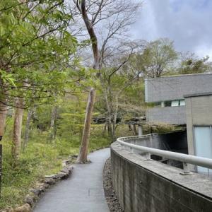 箱根ポーラ美術館 森の遊歩道