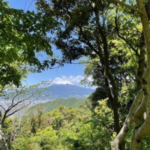 標高392m 鷲頭山の山歩き