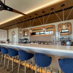INTERCONTINENTAL YOKOHAMA PIER 8 レストラン Larboard