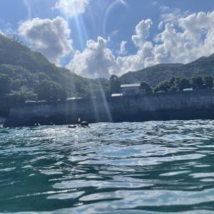 夏休みは海&鰻