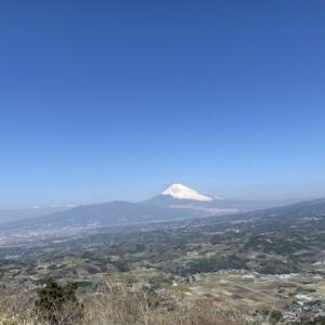 玄岳(くろたけ)ハイキングコース 富士山の見える絶景ポイント