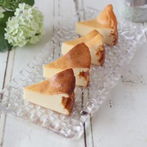 カッテージチーズ de ヘルシーチーズケーキ