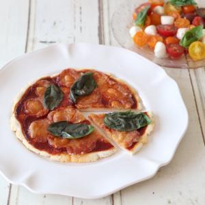 【レッスンレポ】米粉ピザのオンライン講座を受ける