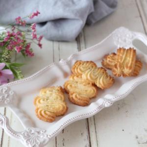 一度食べたら作りたくなる 米粉のクッキー