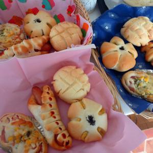 冬休み子どもパン教室