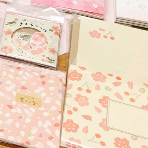 桜・さくら・ステーショナリー