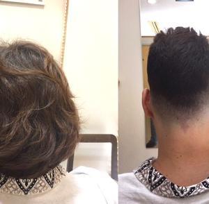 ヤバい!?半年間切らない髪が衝撃的に変化!そして感謝!