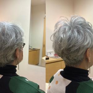 【70代のグレイヘア】白髪で悩むあなたへ