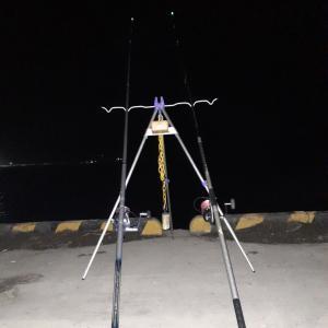 4/24 夜釣りへGO!!
