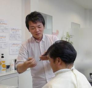 伊那市 床屋 初めてのお店 髪型の説明が難しい