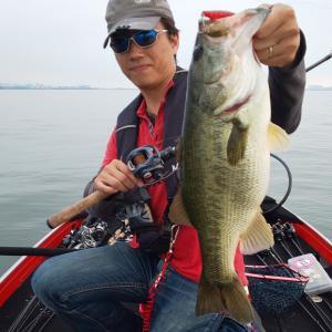 釣れないと言われる琵琶湖に思うこと