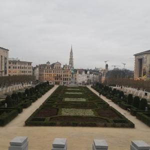 ブリュッセル3日目☆朝ごはんはヴィダメールで