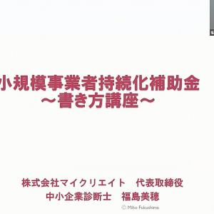 オンライン開催:一晩で30名以上!7月10日【無料】最大150万円!もらえるお金(補助金)活用