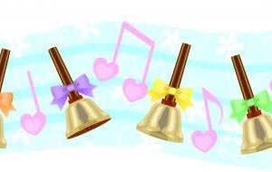 クリスマスコンサートでベル合奏します♪