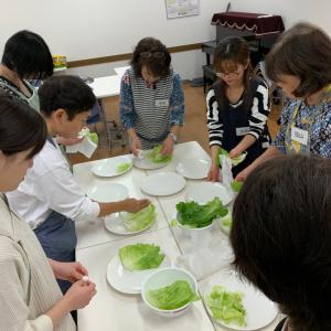 【料理教室】アリオ深谷カルチャーセンターみんな楽しそうでしょ。