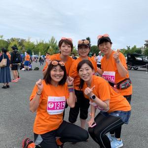 高崎美スタイルマラソンにて走ってきました