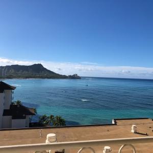 ハワイから帰国。今回の被害は、、、