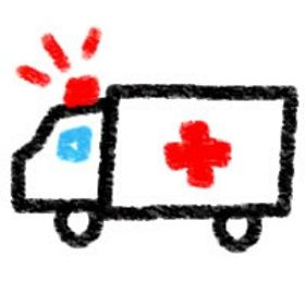 サイレン鳴らした救急車が赤信号を突き進んだ事に対して文句を言った人に3人も遭遇した