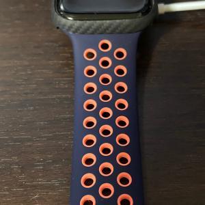 Apple Watchの保護カバー。