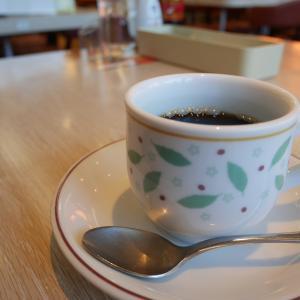 ドリップコーヒーおかわり自由@デニーズ