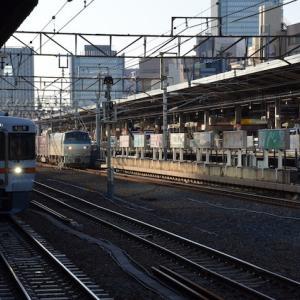 2019.11.16 久々に稲沢界隈で撮影 その1 はじめての西トヨコン列車