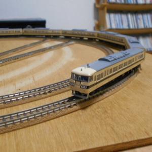 KATO 117系 旧製品を久々に出して関西運転会