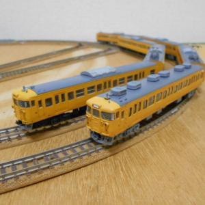 ドキッ! 黄色い電車だらけの運転会 濃黄色の電車達