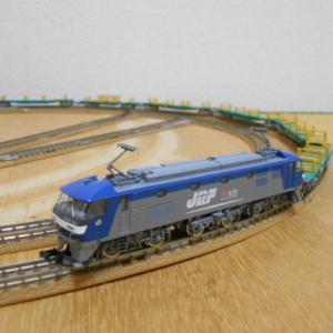 チキ5400 150mロングレール輸送車もどきを作る