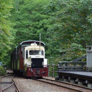 ちょっと遅い 夏休みの自由研究Part4  木曽森林鉄道訪問 その1