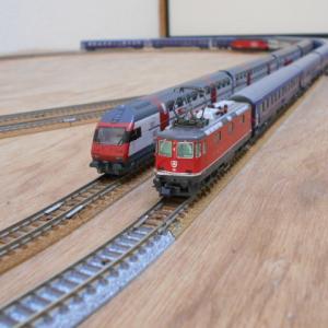 今年最後の欧州車両運転会 その2 続いて高速列車達も