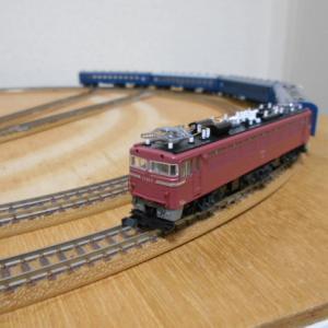 KATO 旧形客車 4両セット(ブルー)風を仕立ててみる