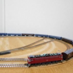 KATO 旧形客車 4両セット(ブルー)風を仕立ててみる その2 アレンジレシピを考える
