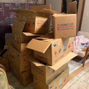 書類の整理 引っ越し荷物の片付け