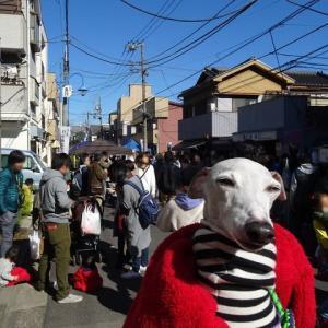 生麦旧東海道祭り~大黒ふ頭海釣り公園