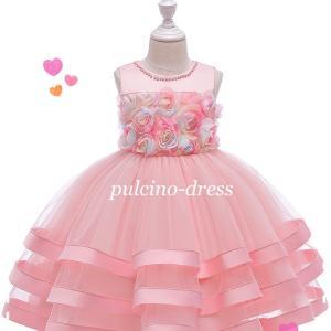 子供用 発表会ドレスのレンタルが始まります