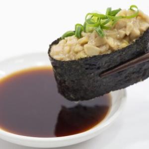 腎不全患者からみた、くら寿司とはま寿司