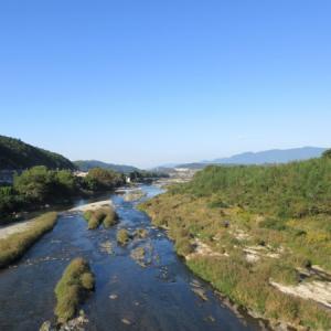 天候さえ良ければまだまだ楽しめる終盤の鮎釣り 奈良吉野川