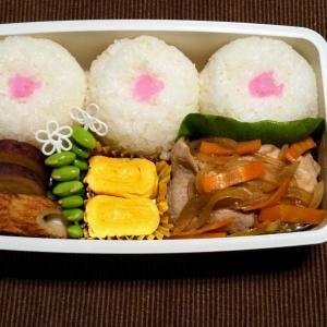 今日のお弁当 第1574号 〜豚肉の生姜焼き〜