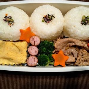 今日のお弁当 第1588号 〜オイマヨポークのお弁当〜
