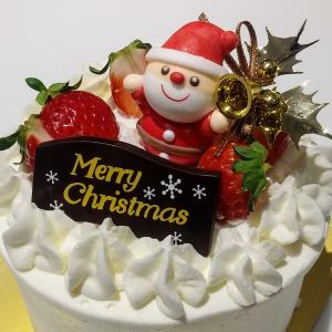 JAキッチンスタジオでクリスマスケーキ作り