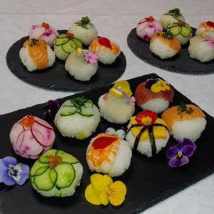 手毬寿司いかがでしょう