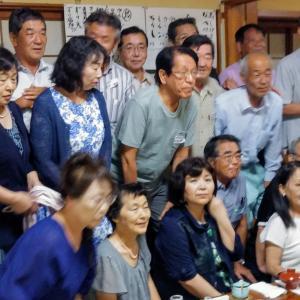 昭和44年度卒業北条南中学校同窓会
