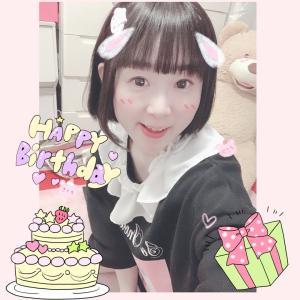お誕生日(*'▽'*)