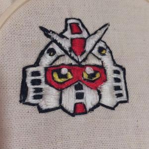 趣味の話〜刺繍