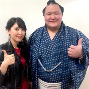 明日のこの時間は…!「第53回 NHK福祉大相撲」