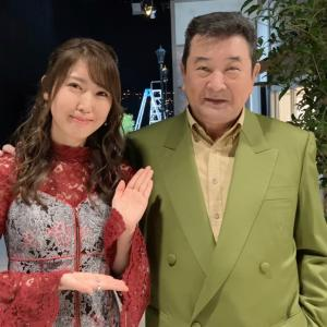 「BS演歌の花道」で…銀幕のスター小林旭さんと…!